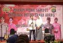 PC LDII Tanah Abang serta PAC Bendungan Hilir dan PAC Kebon Kacang Hadiri Pisah Sambut Kapolsek Metro Tanah Abang Jakarta Pusat