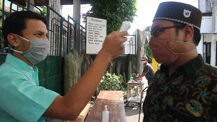 Antisipasi Covid-19 di Ponpes, DPP LDII Helat Webinar Pesantren Sehat